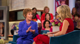 Judge Judy to Megyn Kelly: 'I'm not a feminist'