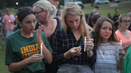 TODAY's headlines: Texas shooting victims mourned, trade war 'on hold'