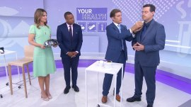 Dr. Oz reveals 3 ways to test your health at home