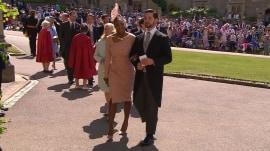 Royal Wedding guests Serena Williams, 'Suits' co-stars take seats