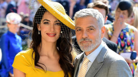 Royal wedding rumors: George Clooney played bartender at the reception