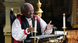 Michael Curry's sermon was most-tweeted moment of the royal wedding