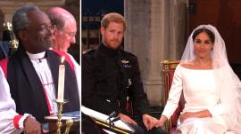 Royal Wedding: See Rev. Michael Curry's full sermon