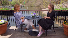 Watch Savannah Guthrie and Hoda Kotb reflect on motherhood