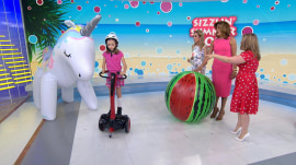 Splash tank, unicorn yard sprinkler: Hottest new toys for summer