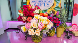 Last-minute floral gifts the whole family can make for Mother's Day