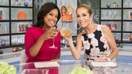 Kathie Lee Gifford: I do a love scene with Craig Ferguson in my movie