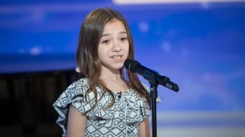 Olivia Edward sings 'No One Should Feel Alone' to honor 'Buddy Bench' mom