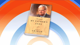 Franklin Graham on his father, Rev. Billy Graham, and his new book