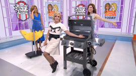 Give It Away: 5 TODAY viewers receive Weber gas grills worth $549