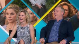 Julie Bowen and Matt Walsh talk about co-starring with Melissa McCarthy