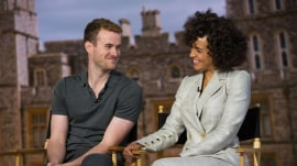 Meet the actors who play 'Harry and Meghan' in Lifetime movie