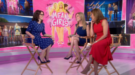 Tina Fey talks about 'Mean Girls' on Broadway, hosting SNL