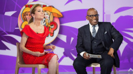 Al Roker joins Kathie Lee and Hoda to play Who Knew about weather