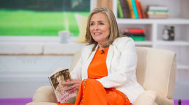 Meredith Vieira reveals 100 best-loved novels on 'Great American Read'