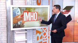 Does the H in 'IMHO' stand for 'humble' or 'honest'? TODAY viewers say…