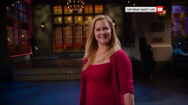 Amy Schumer to host 'SNL' for the second time