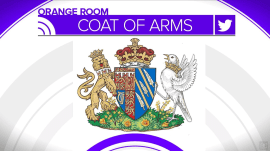 Here's what the Duchess of Sussex's coat of arms symbolizes