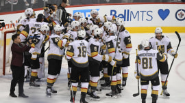 The Golden Knights make it to Stanley Cup finals, capturing its city's heart