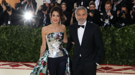 Met Gala brings out the celebs in fashions from chic to wacky