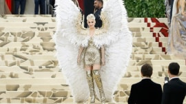 Celebs' Met Gala photos light up social media: Nick Jonas, Katy Perry, more