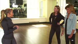 Jennifer Lopez describes how she learns a new dance routine