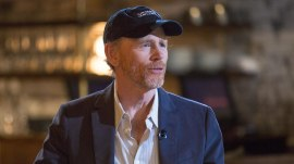 Ron Howard had to green screen his wife, Cheryl, into 'Solo'