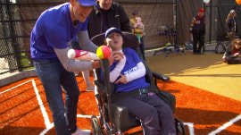This little league team celebrates young athletes of all abilities
