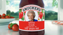 Smuckers celebrates birthdays of centennials with TODAY!