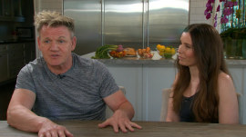 Chef Gordon Ramsay reveals how he lost 50 pounds