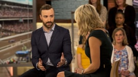 Indy driver James Hinchcliffe opens up about crash that nearly killed him
