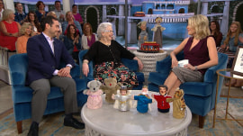 Mr. Rogers' widow Joanne talks about the new documentary about him