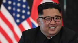 Kim Jong Un: A ruthless tyrant makes his international debut