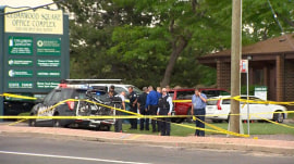 Police believe road rage led to shooting outside Denver dentist's office