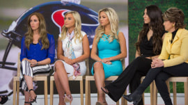 Former Houston Texans cheerleader: 'They body-shame you to your face'