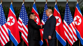 Kim Jong Un vows to denuclearize North Korea in historic summit with Trump