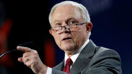 Jeff Sessions: Domestic and gang violence are not grounds for asylum in US