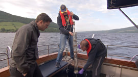 Could a DNA search solve the mystery of the Loch Ness monster?