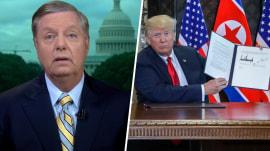 Lindsey Graham: 'I'm hopeful' about Trump-Kim Jong Un meeting