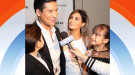 Mario Lopez: I'm 'honored' to be named Father of the Year