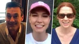 Jon Hamm, Karlie Kloss, Ellie Kemper help send Al off to St. Louis!