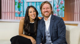 Chip and Joanna Gaines welcome new baby boy!