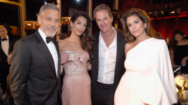 George Clooney receives AFI life achievement award