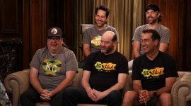 Al Roker helps celebs raise money for children's hospital at 'Big Slick' weekend