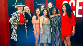 See Donnadorable's 'Ocean's 8' surprise for fans on the TODAY plaza