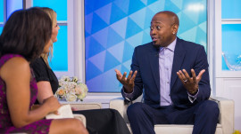 Omar Epps hopes book 'From Fatherless to Fatherhood' is 'tool of inspiration'