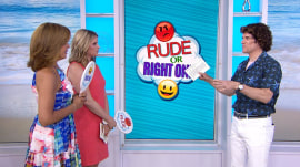 Play 'Rude or Right On' with Mister Manners