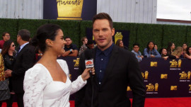 See 'Donnadorable' interview Chris Pratt, Kim Kardashian and others at the MTV Movie & TV Awards