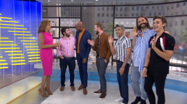 'Fab 5' from 'Queer Eye' to give TODAY producer a makeover