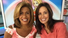 TODAY anchors share pics of themselves with their best friends